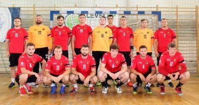 Szczypiorniści Padwy Zamość wywalczyli awans do II ligi