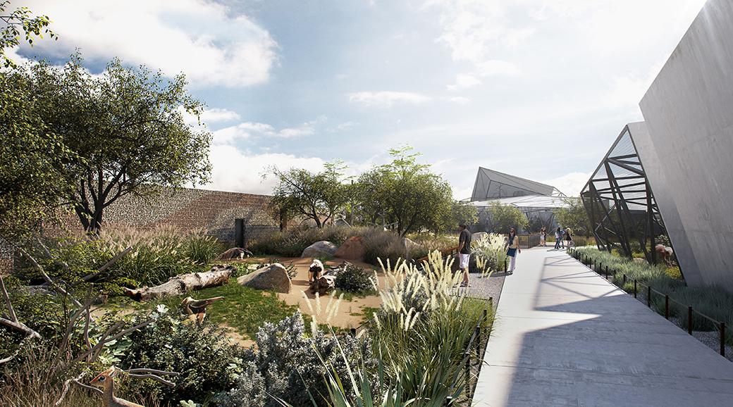 Będzie kolejna rozbudowa zamojskiego zoo