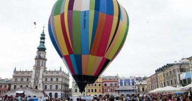 Balony nad Twierdzą przełożone na sobotę