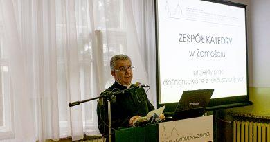 """Prezentacja ,, Fabrica Ecclesiae"""" i remont zabytkowego budynku Wikarówki"""