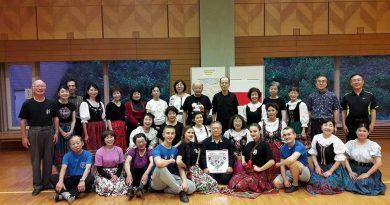 Druga grupa Zamojszczyzny w Japonii!