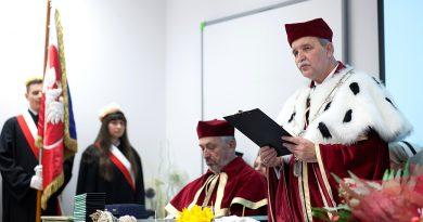 Inauguracja Roku Akademickiego 2017/2018 w PWSZ