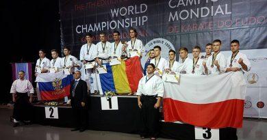 Zamojscy karatecy należą do europejskiej i światowej czołówki