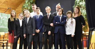 Młodzieżowe Spotkania Teatralne 2017 XI Przegląd Szkół Gimnazjalnych i Ponadgimnazjalnych