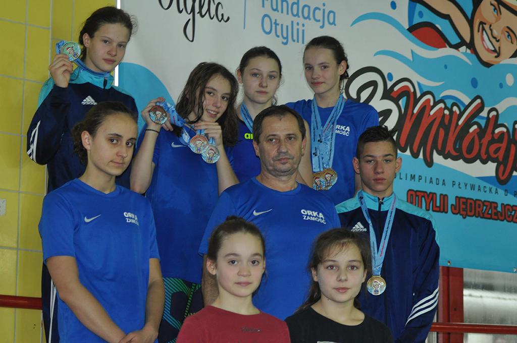 15 medali Orki w Dębicy