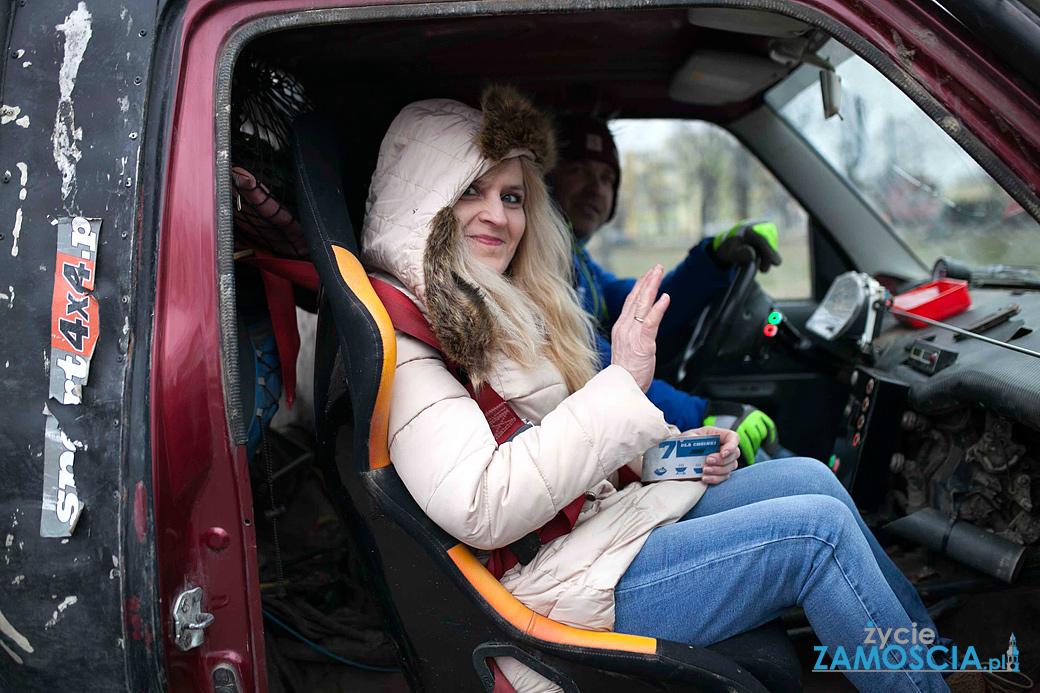 26 Finał WOŚP w Zamościu – Samochody 4×4