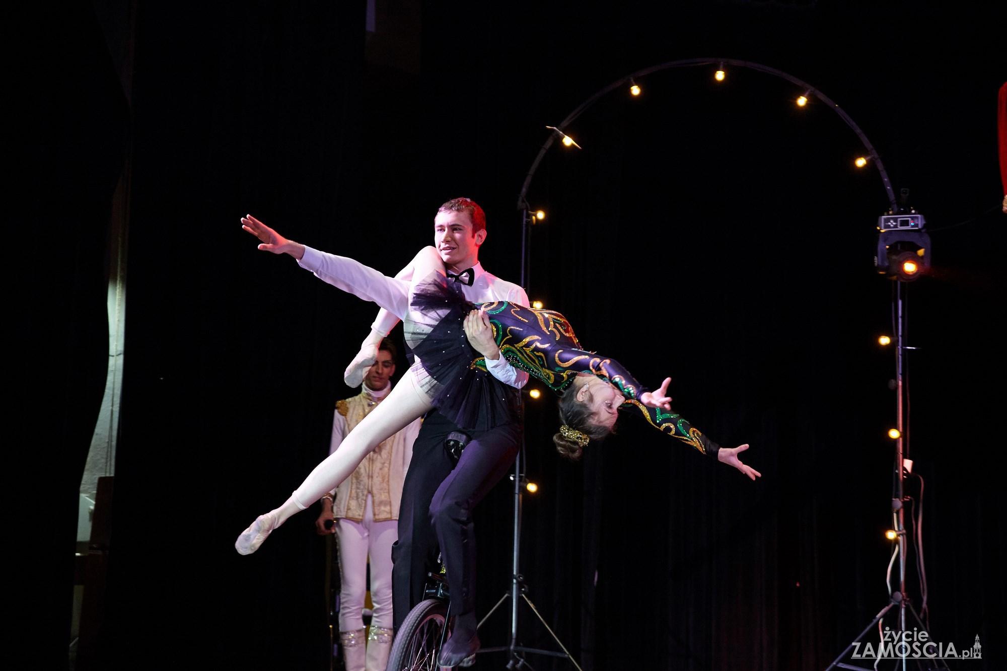 Cyrk na Scenie – niesamowite przedstawienie!