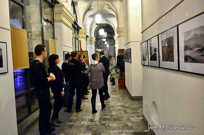 Pieniny w obiektywie Marka Rysia w Galerii Fotografii Ratusz