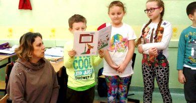 Wyjątkowy dzień z językiem ojczystym w Szkole Podstawowej nr 7 w Zamościu