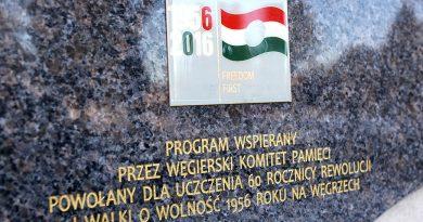 O relacjach polsko-węgierskich na prelekcji