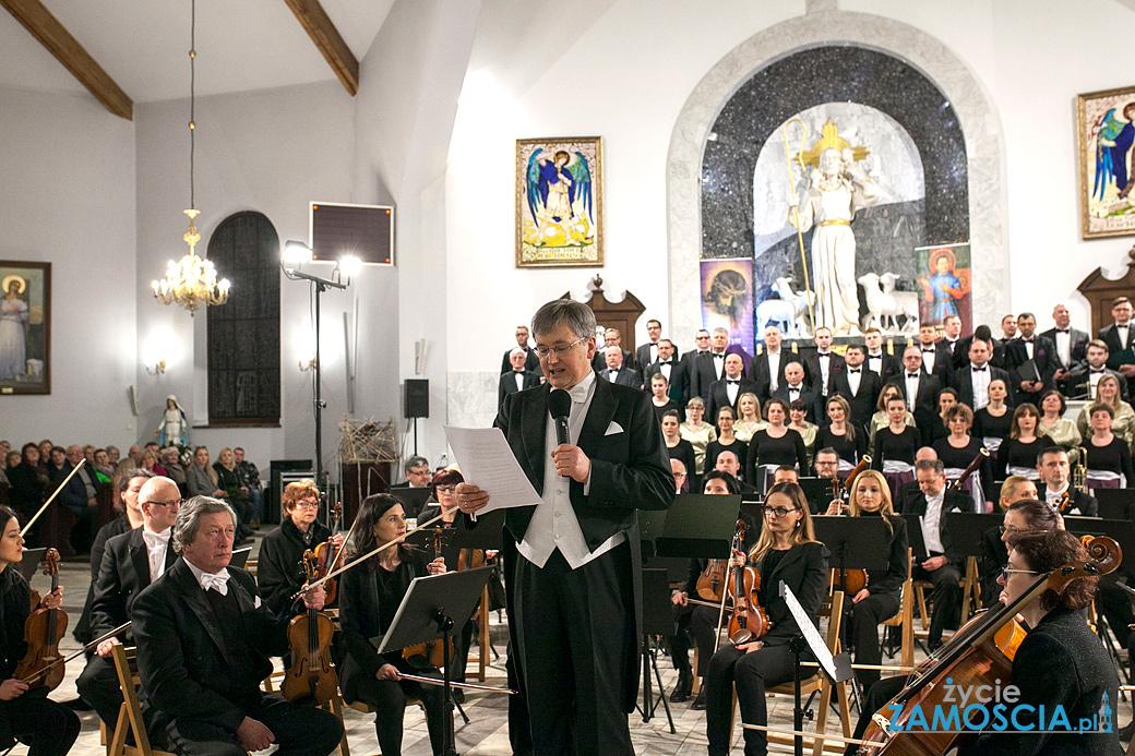 """Crux Christi""Oratorium Chrystus na Górze Oliwnej"