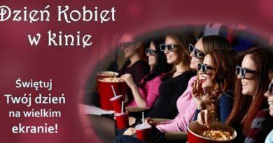 Dzień Kobiet w kinie