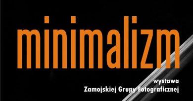 MINIMALIZM – nowa wystawa