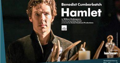 ",,Hamlet"" z Benedictem Cumberbatchem – retransmisja spektaklu"