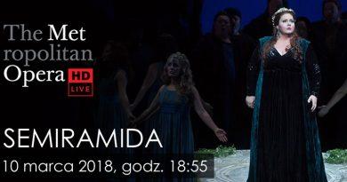 SEMIRAMIDA – transmisja z The Metropolitan Opera