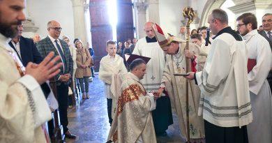Nowy proboszcz Katedry Zamojskiej