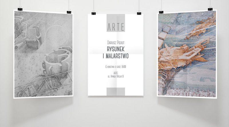 RYSUNEK I MALARSTWO – wernisaż wystawy