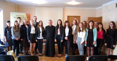 XXII Ogólnopolski Konkurs Wiedzy Biblijnej – Etap diecezjalny