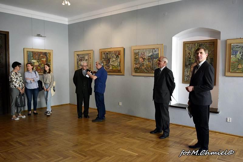 """Malarstwo Jana Cybisa – ,,Między Paryżem a Krzemieńcem"""""""