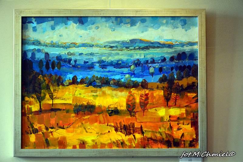 """Dariusz Piekut """"Rysunek i Malarstwo"""" w Arte Hotel"""