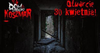 dom strachu horror