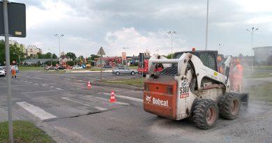 UWAGA kierowcy – utrudnienia na ul.Wyszyńskiego