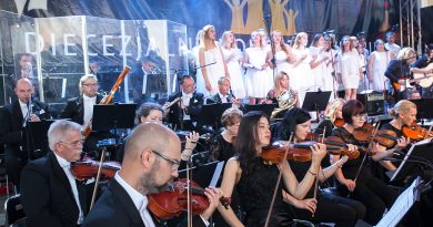 II Diecezjalny Koncert Uwielbienia w Zamościu
