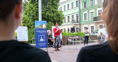 Turniej Herbertowski na Rynku Wodnym