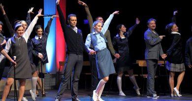 Muzyczne hity big-beatu na zakończenie Zamojskiego Lata Teatralnego