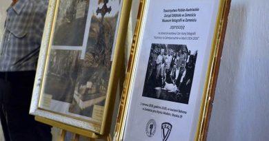 """Wystawa starej fotografii – ,,Austriacy na Zamojszczyźnie"""""""