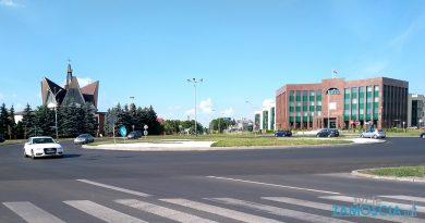 267 zdarzeń drogowych na ulicach Zamościa