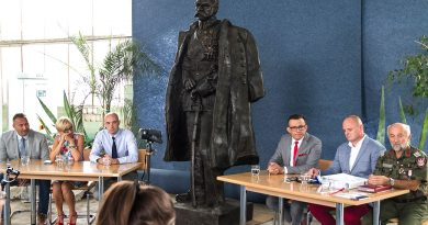 Marszałek na Piłsudskiego