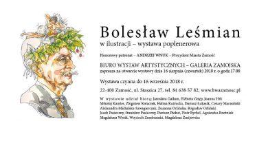 Bolesław Leśmian i jego twórczość w ilustracji