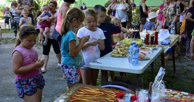 Społeczny piknik na Poniatowskiego