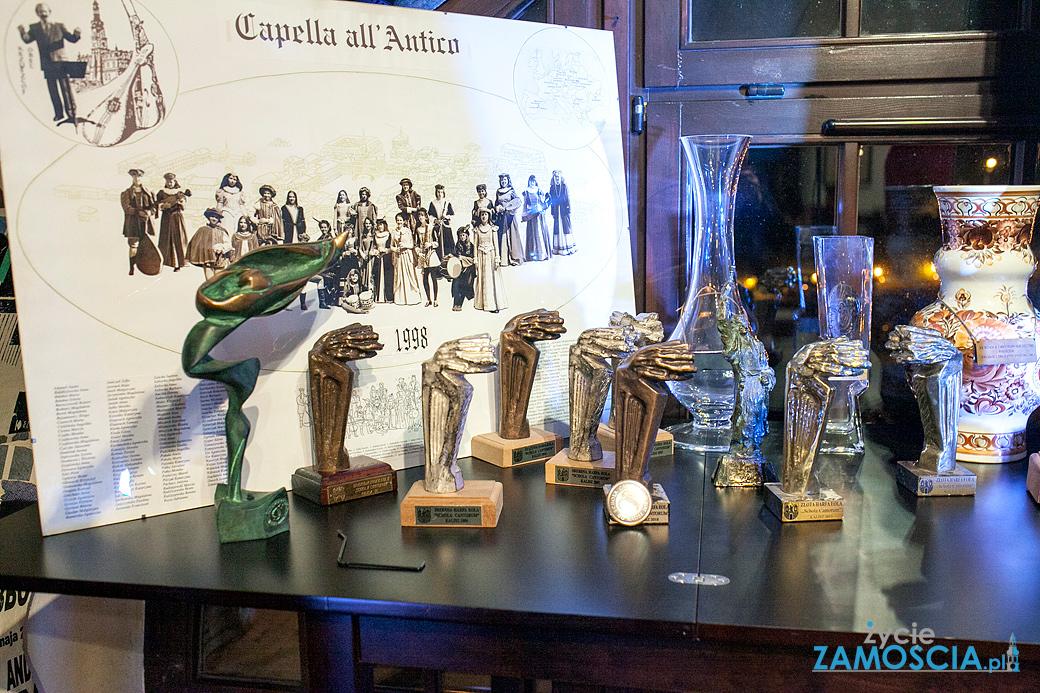 """35-lecie """"Capelli all' Antico"""""""