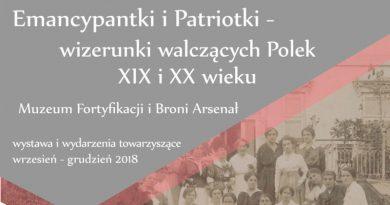 Szlakiem Emancypantek i Patriotek w zamojskim Arsenale