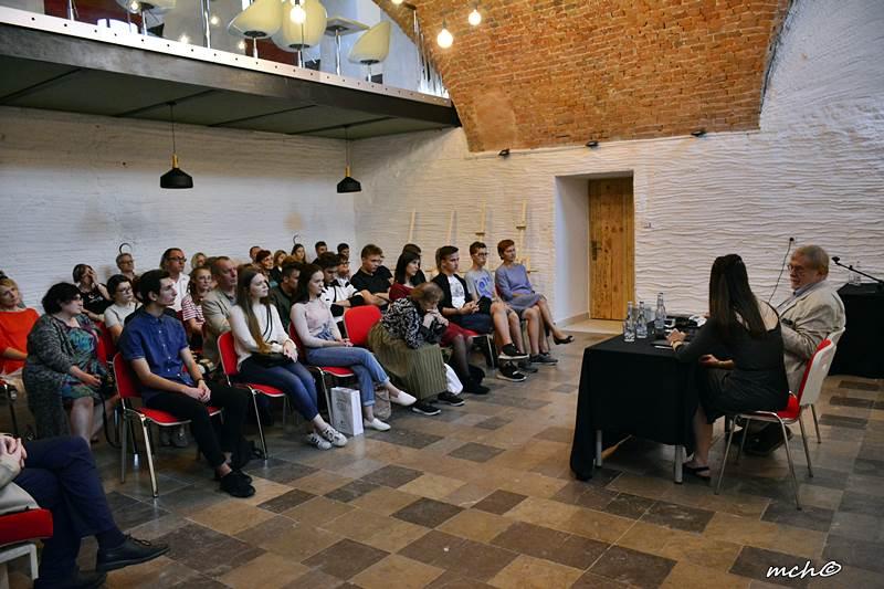 Drugi dzień spotkań autorskich Ulicy Poetyckiej
