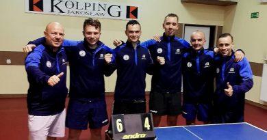 Zwycięstwo tenisistów zamojskiej PWSZ