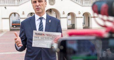 Poseł Sachajko o nieścisłości w biuletynie wyborczym