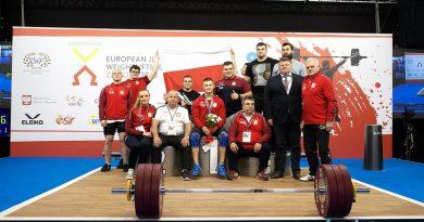 Mistrzostwa Europy w podnoszeniu ciężarów już na półmetku