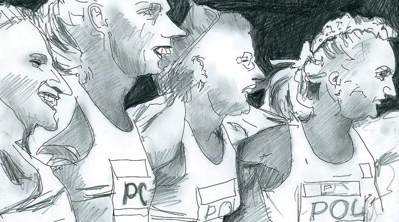 Sportowa, graficzna satyra w OSiRze
