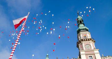 100 balonów na 100-lecie odzyskania niepodległości