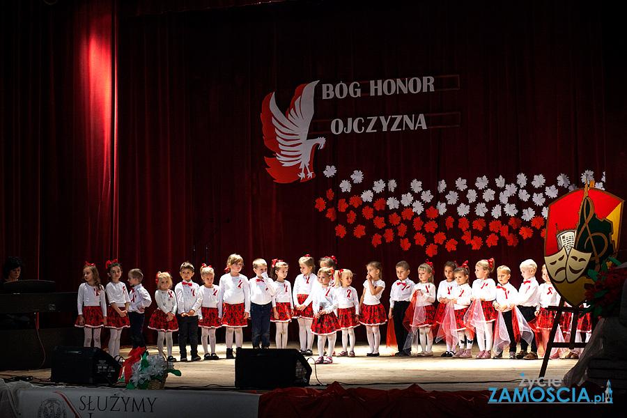"""""""Bóg, Honor, Ojczyzna"""" – koncert z okazji Święta Niepodległości"""