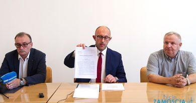 Prezes PGKu zawieszony