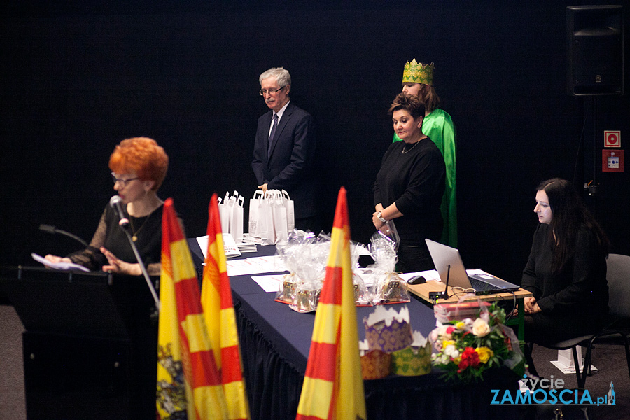 Gala V Orszaku Trzech króli w Zamościu