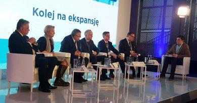PKP LHS podczas I Kongresu Rozwoju Kolei w Warszawie