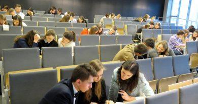 Uczniowie z Zamościa walczą o awans do finału olimpiady