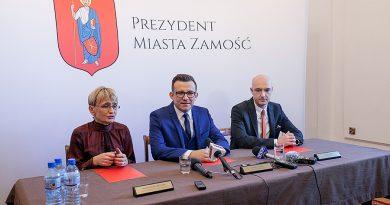 Piotr Zając drugim zastępcą Prezydenta Miasta Zamość