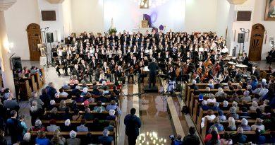 Oratorium Terezjańskie rozbrzmiało w kościele Św. Brata Alberta