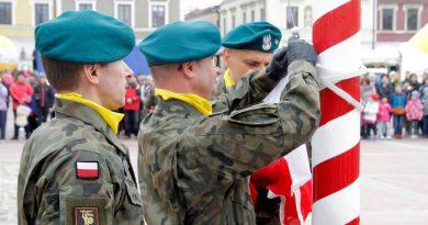 2 maja – Dzień Flagi Rzeczypospolitej Polskiej